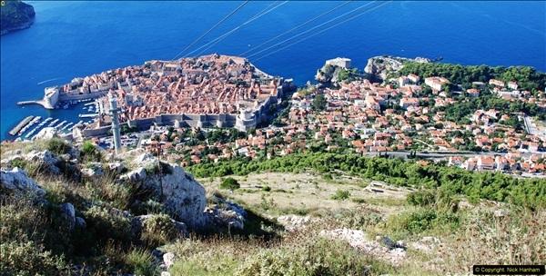 2014-09-24 Dubrovnik, Croatia and return to Poole, Dorset, UK.  (373)373