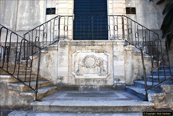 2014-09-24 Dubrovnik, Croatia and return to Poole, Dorset, UK.  (466)466
