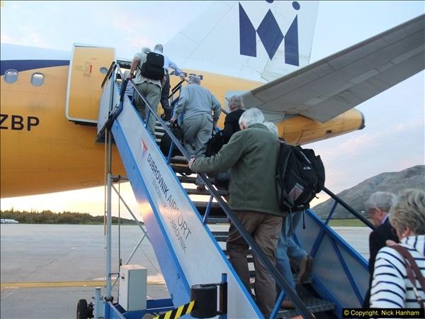 2014-09-24 Dubrovnik, Croatia and return to Poole, Dorset, UK.  (501)501