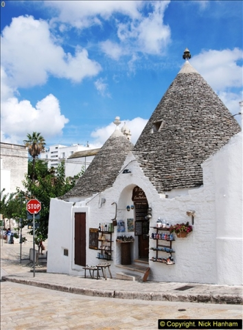 2014-09-17 Brindisi, Italy & The Trullo Houses.  (116)116