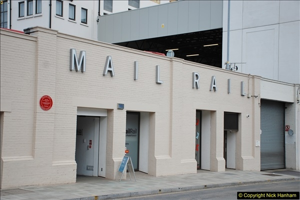 2018-06-09 Mail Rail, Mount Pleasant, London.  (1)001