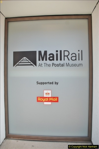 2018-06-09 Mail Rail, Mount Pleasant, London.  (2)002