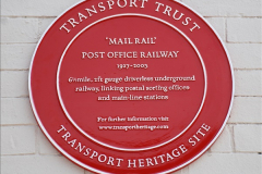 2018-06-09 Mail Rail, Mount Pleasant, London.  (4)004