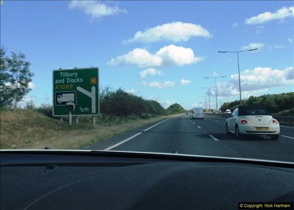2014-10-07 Poole, Dorset to Tilbury, Essex.  (13)013