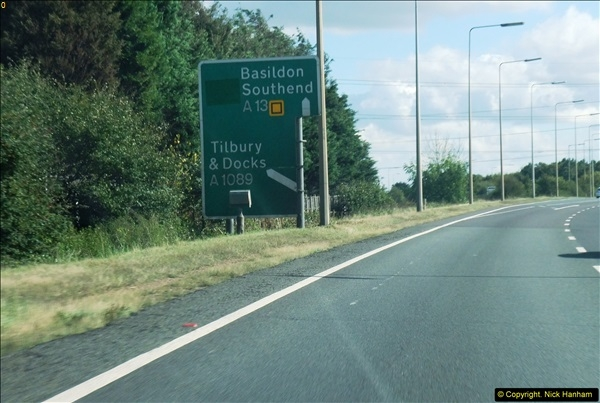 2014-10-07 Poole, Dorset to Tilbury, Essex.  (14)014