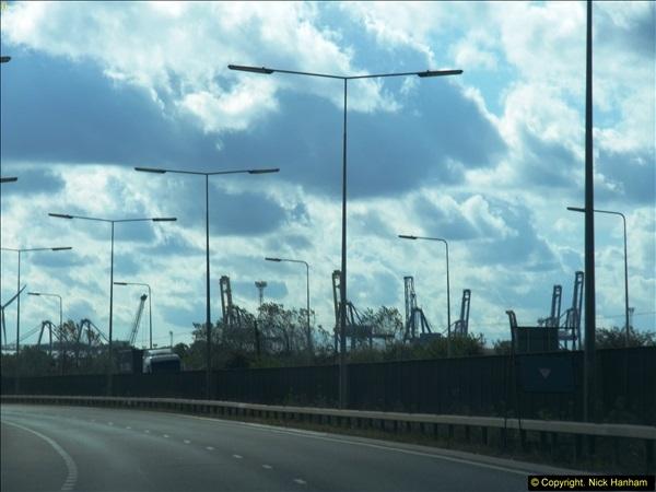 2014-10-07 Poole, Dorset to Tilbury, Essex.  (15)015