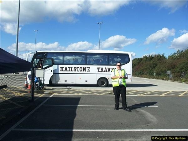 2014-10-07 Poole, Dorset to Tilbury, Essex.  (20)020