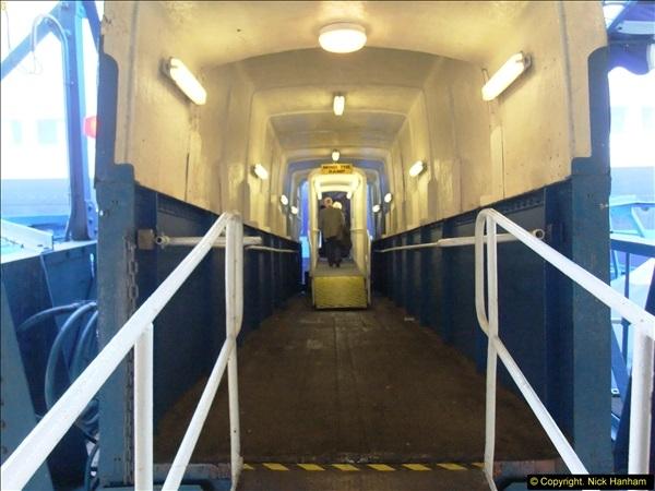 2014-10-07 Poole, Dorset to Tilbury, Essex.  (23)023