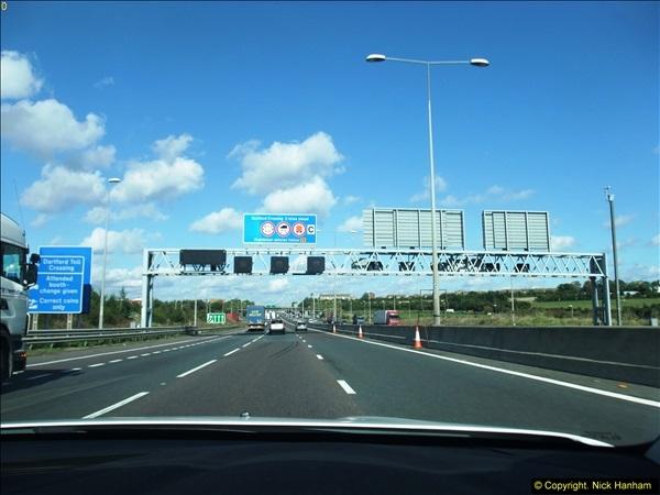 2014-10-07 Poole, Dorset to Tilbury, Essex.  (4)004