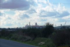 2014-10-07 Poole, Dorset to Tilbury, Essex.  (17)017