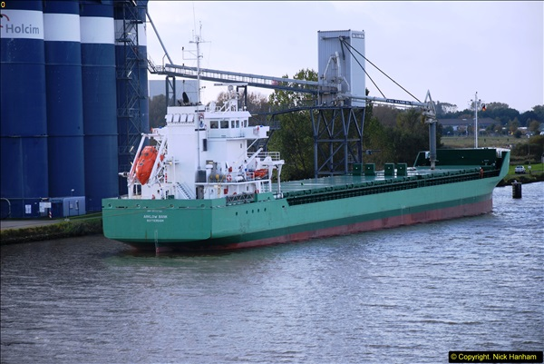 2014-10-09 Kiel Canal Transit.  (23)23