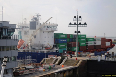 2014-10-09 Kiel Canal Transit.  (8)08