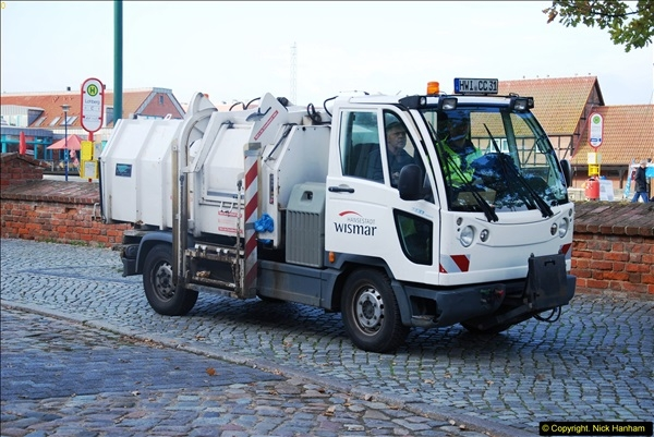 2014-10-10 Wismar Former East and now Germany.  (14)014