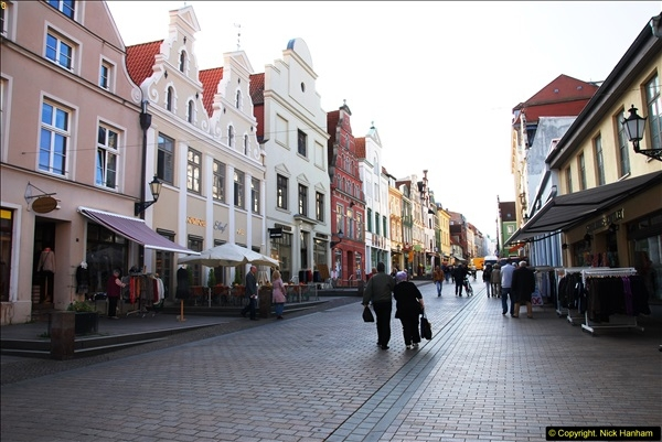 2014-10-10 Wismar Former East and now Germany.  (20)020
