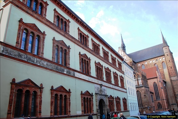 2014-10-10 Wismar Former East and now Germany.  (46)046