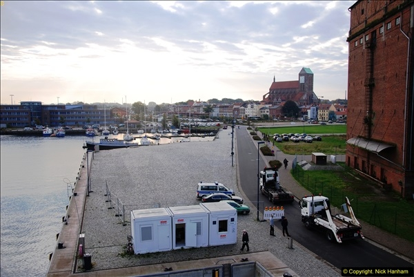 2014-10-10 Wismar Former East and now Germany.  (5)005