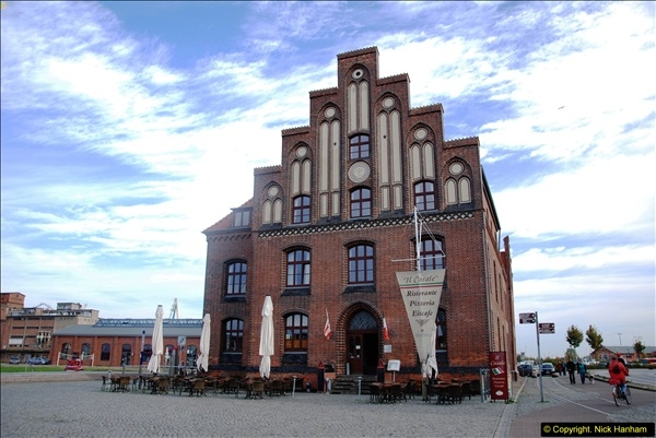 2014-10-10 Wismar Former East and now Germany.  (66)066