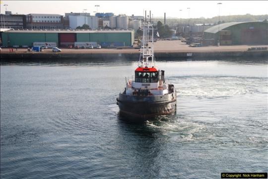 MV Marco Polo (5) Helsinborg Sweden 11 October 2014