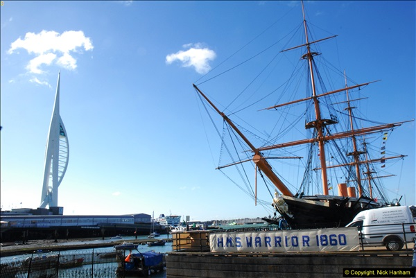 2013-10-10 Portsmouth Dockyard & Mary Rose.  (16)016