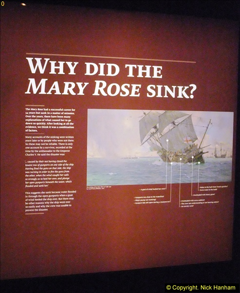 2013-10-10 Portsmouth Dockyard & Mary Rose.  (200)200