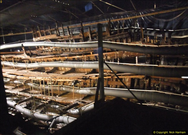 2013-10-10 Portsmouth Dockyard & Mary Rose.  (201)201