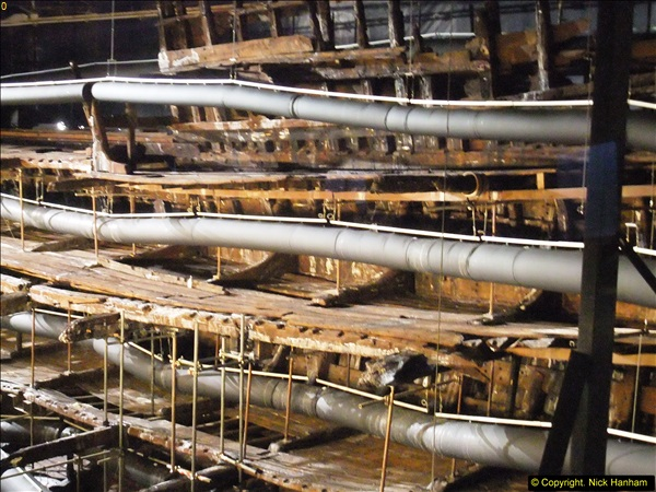 2013-10-10 Portsmouth Dockyard & Mary Rose.  (203)203
