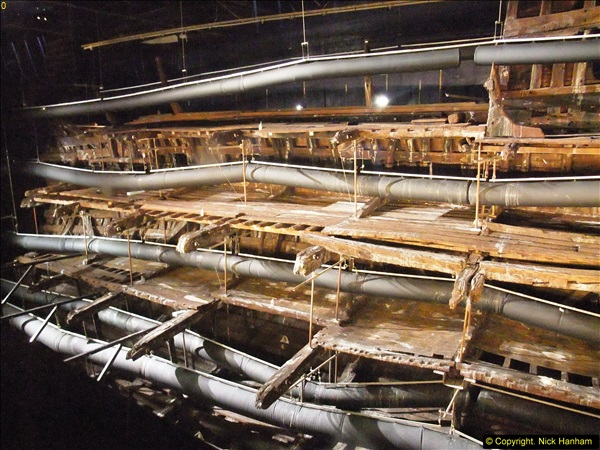 2013-10-10 Portsmouth Dockyard & Mary Rose.  (210)210