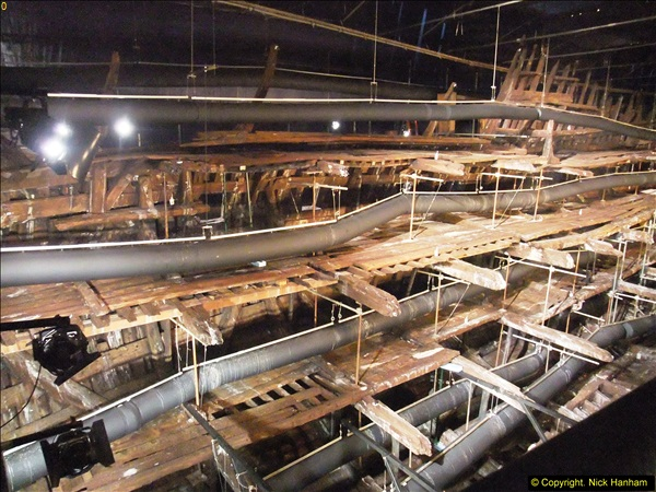 2013-10-10 Portsmouth Dockyard & Mary Rose.  (215)215