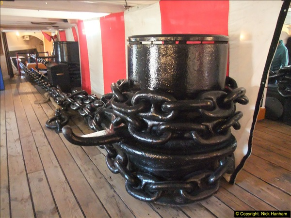 2013-10-10 Portsmouth Dockyard & Mary Rose.  (70)070