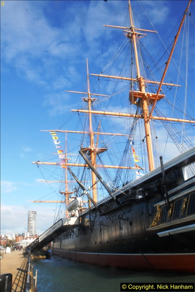 2013-10-10 Portsmouth Dockyard & Mary Rose.  (76)076