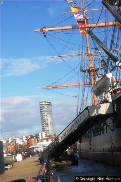 2013-10-10 Portsmouth Dockyard & Mary Rose.  (79)079