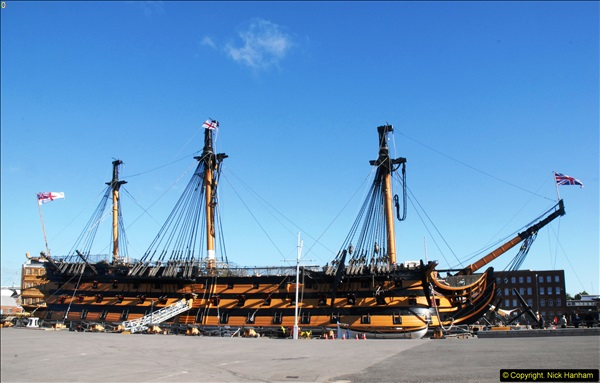 2013-10-10 Portsmouth Dockyard & Mary Rose.  (94)094