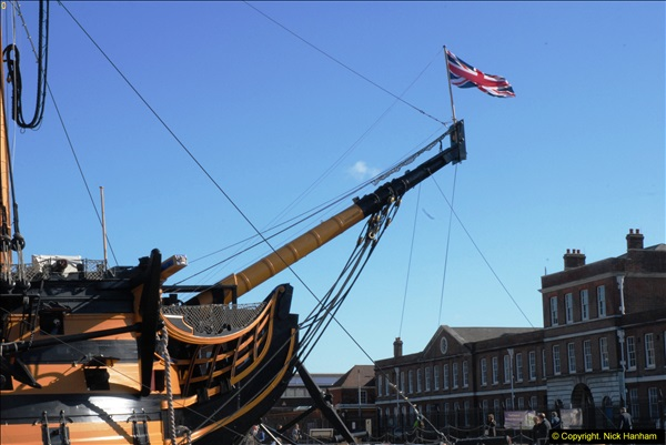2013-10-10 Portsmouth Dockyard & Mary Rose.  (95)095