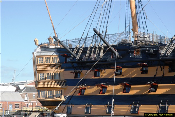 2013-10-10 Portsmouth Dockyard & Mary Rose.  (96)096