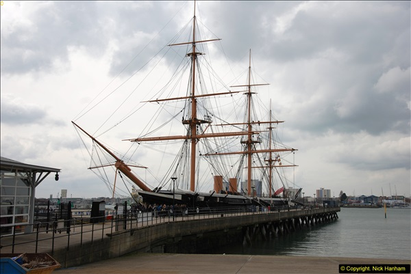 2014-03-26 Portsmouth Historic Dock Yard, Portsmouth, Hampshire.  (65)440