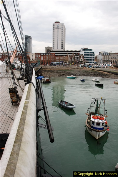 2014-03-26 Portsmouth Historic Dock Yard, Portsmouth, Hampshire.  (68)443
