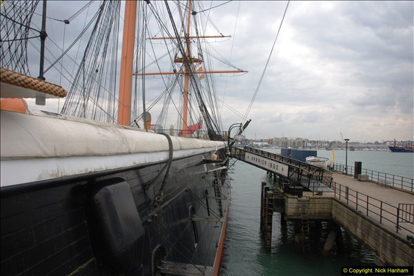 2014-03-26 Portsmouth Historic Dock Yard, Portsmouth, Hampshire.  (93)468