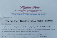 Mary Rose 10 October 2013