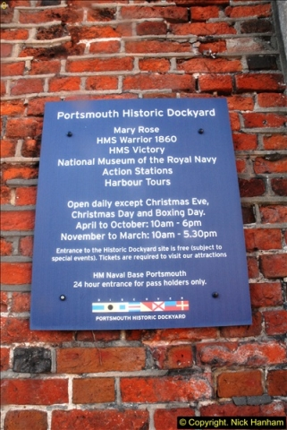 2013-10-10 Portsmouth Dockyard & Mary Rose.  (10)010