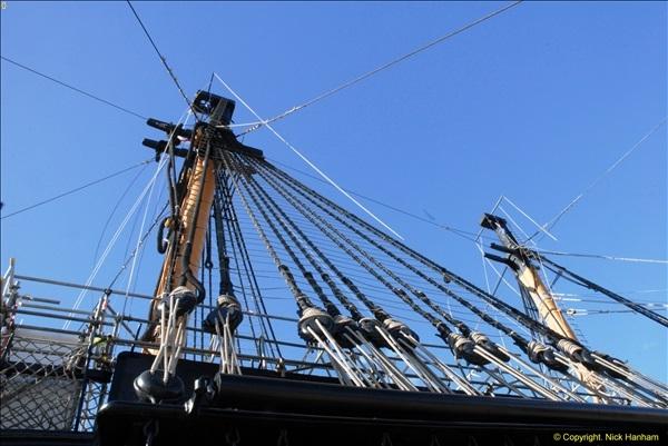 2013-10-10 Portsmouth Dockyard & Mary Rose.  (100)100