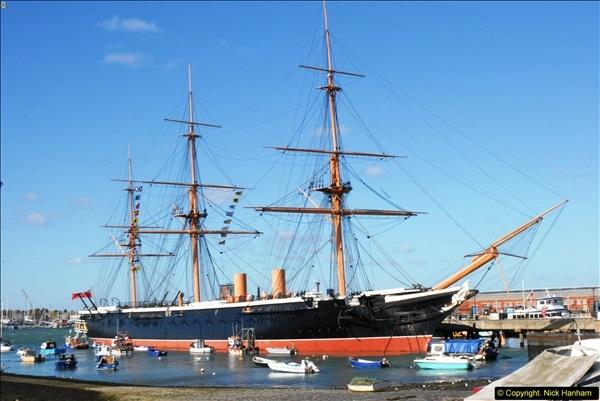 2013-10-10 Portsmouth Dockyard & Mary Rose.  (13)013