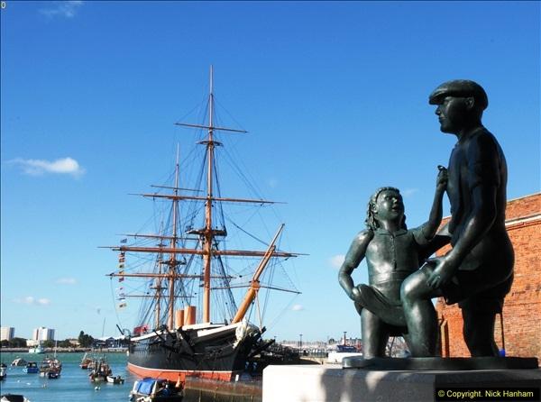 2013-10-10 Portsmouth Dockyard & Mary Rose.  (14)014