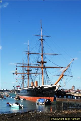 2013-10-10 Portsmouth Dockyard & Mary Rose.  (15)015
