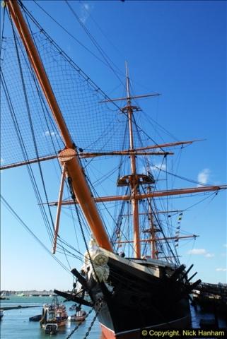 2013-10-10 Portsmouth Dockyard & Mary Rose.  (17)017