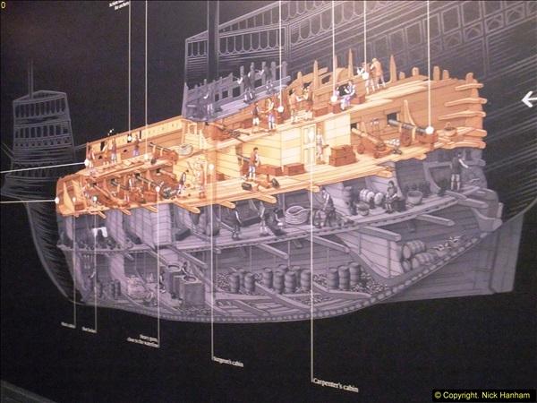 2013-10-10 Portsmouth Dockyard & Mary Rose.  (192)192