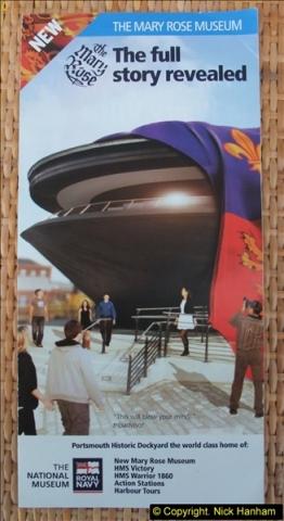 2013-10-10 Portsmouth Dockyard & Mary Rose.  (2)002