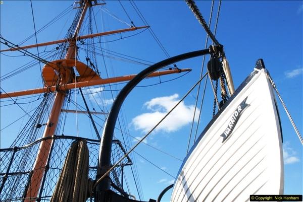 2013-10-10 Portsmouth Dockyard & Mary Rose.  (20)020