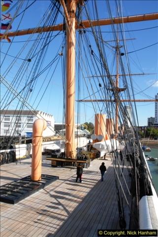 2013-10-10 Portsmouth Dockyard & Mary Rose.  (21)021