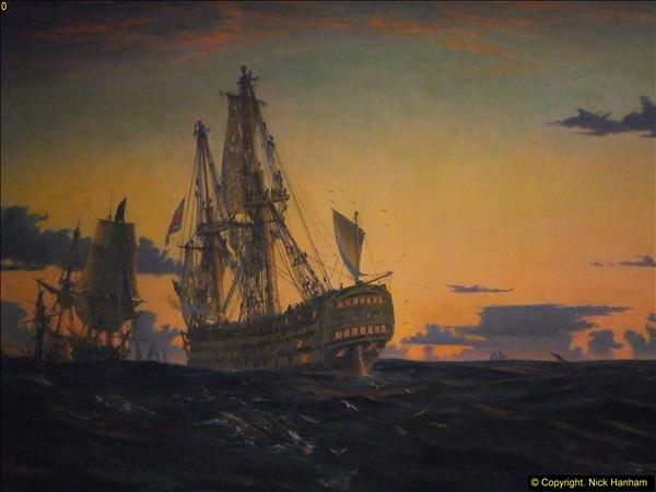 2013-10-10 Portsmouth Dockyard & Mary Rose.  (273)273