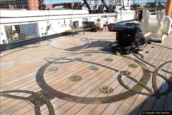 2013-10-10 Portsmouth Dockyard & Mary Rose.  (29)029